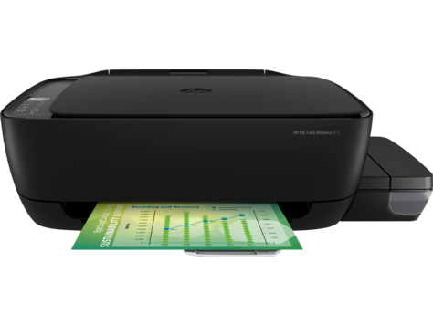HP Farbtank Wireless 410-Serie