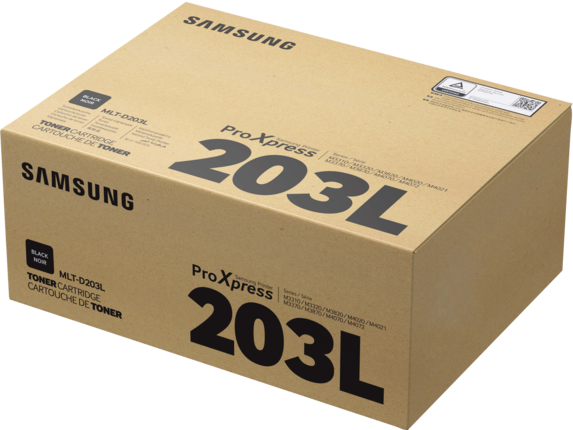 Samsung MLT-D203L High Yield Black Toner Cartridge