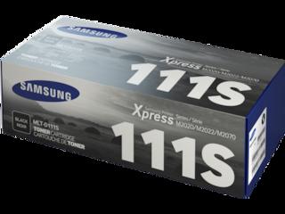 Samsung MLT-D111S Black Toner Cartridge, SU814A