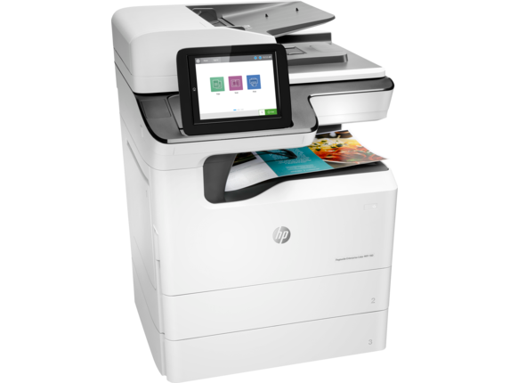 Imprimanta laser color wide page