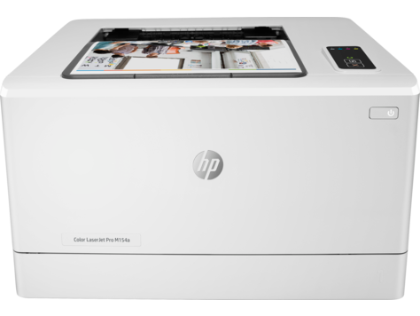 HP Color LaserJet Pro M154a Software and Driver Downloads | HP