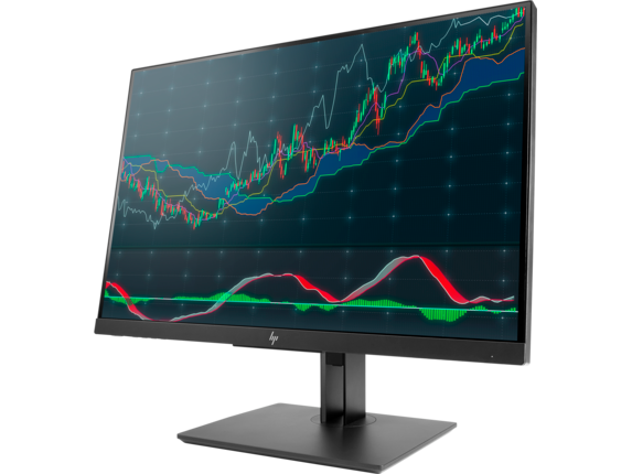 HP Z24n G2 24-inch Display - Left