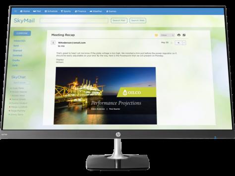 HP N270h 27-inch Monitor