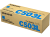 Samsung CLT-C503L High Yield Cyan Toner Cartridge