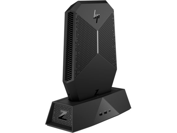 HP Z VR Backpack G1 Workstation - Left rear