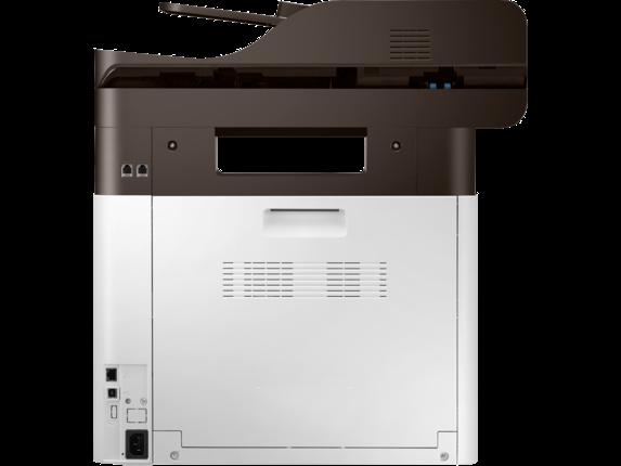 Samsung ProXpress SL-C3060FW Color Laser Multifunction Printer - Rear
