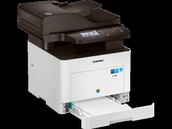 Samsung ProXpress SL-C3060FW Color Laser Multifunction Printer - Right