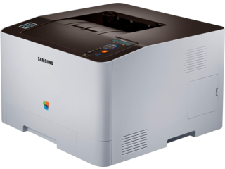 Samsung Xpress SL-C1810W Color Laser Printer - Img_Left_320_240