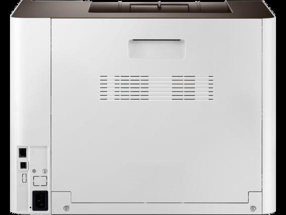 Samsung ProXpress SL-C3010DW Color Laser Printer - Rear