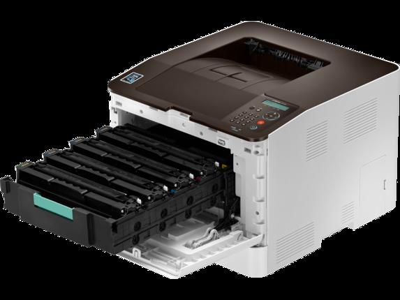 Samsung ProXpress SL-C3010DW Color Laser Printer - Detail view