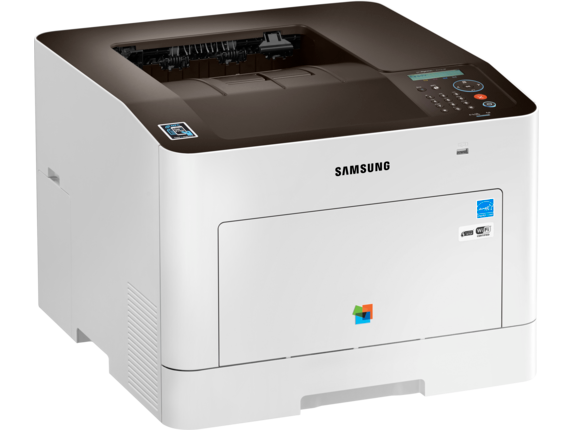 Samsung ProXpress SL-C3010DW Color Laser Printer - Right