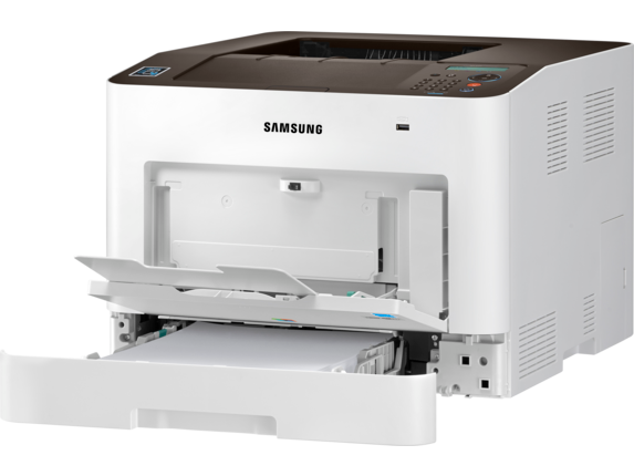 Samsung ProXpress SL-C3010DW Color Laser Printer - Detail view