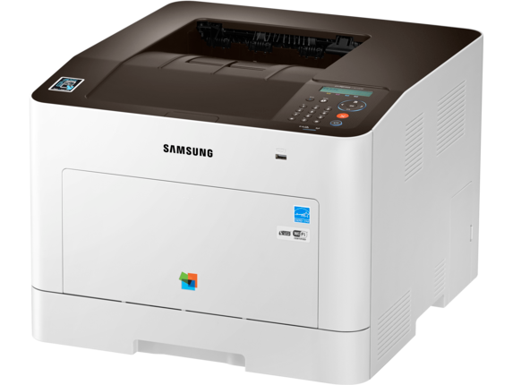 Samsung ProXpress SL-C3010DW Color Laser Printer - Left