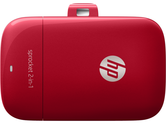 HP Sprocket 2-in-1 - Rear
