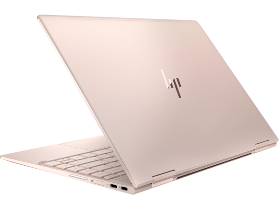 HP Spectre x360 - 13t Touch Laptop - Left rear