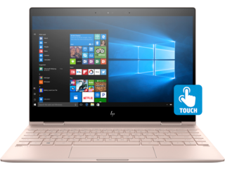 HP Spectre x360 Convertible  Laptop - 13t touch - Img_Center_320_240