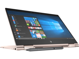 HP Spectre x360 Convertible  Laptop - 13t touch - Img_Right screen center_320_240