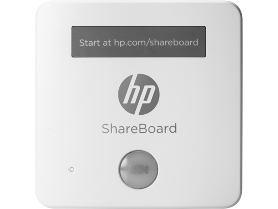 HP ShareBoard - Center
