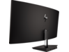 HP EliteOne 1000 G1 34-in Curved All-in-One Business PC - Left rear