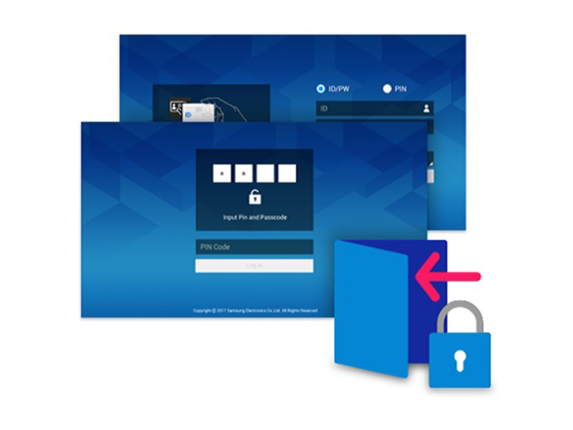 Samsung Secure Login Core