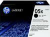 HP 05X High Yield Black Original LaserJet Toner Cartridge, CE505X