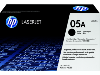 HP 05 Toner Cartridges