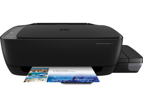 HP Smart Tank Wireless 450-serien