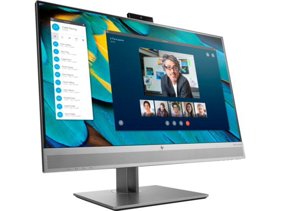 HP EliteDisplay E243m 23.8-inch Monitor - Right