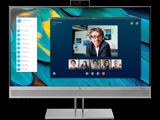 HP EliteDisplay E243m-skjerm på 60,45 cm (23,8 tommer)