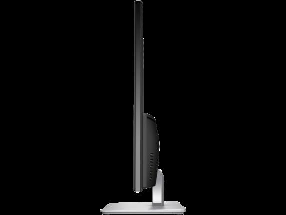 HP 32s Display - Left profile closed
