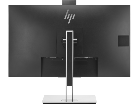 HP EliteDisplay E273m 27-inch Monitor - Rear