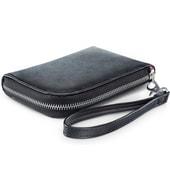 HP Sprocket Rot-Schwarz-Brieftaschenhülle