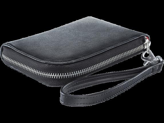 HP Sprocket Black Wallet Case - Center