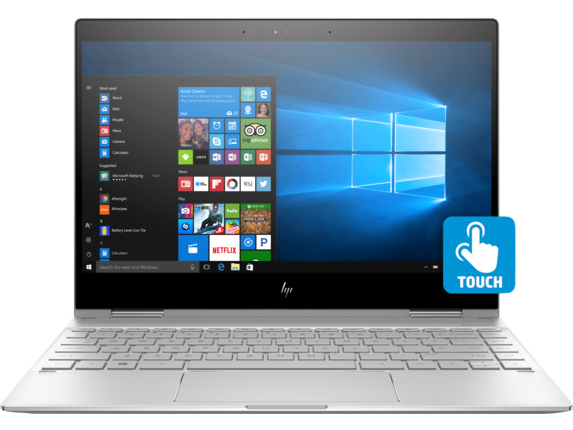 HP Spectre x360 Laptop - 13t touch - Center