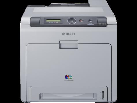 Samsung CLP-670 - Impresora serie láser color