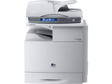 เครื่องพิมพ์ CLX-8385 Color LaserJet Multifunction series