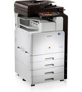 Samsung MultiXpress CLX-9201 Laser Multifunction Printer series