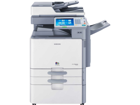 Samsung MultiXpress CLX-9350 Laser Multifunction Printer series