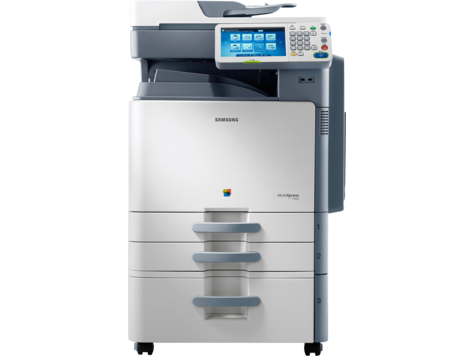 Samsung MultiXpress CLX-9252 Laser Multifunktionsdruckerserie