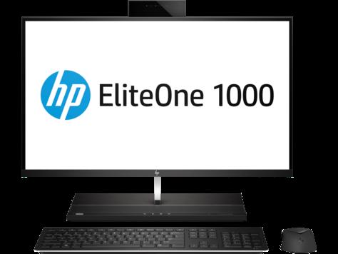 Ordinateur professionnel tout-en-un HP EliteOne 1000 G1 27po, 4K Ultra HD