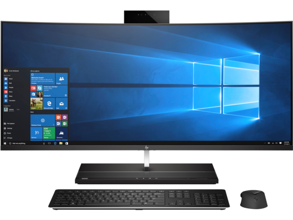 "HP EliteOne 1000 G1 34"" WQHD Intel Core i5 All-in-One"