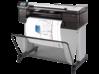 HP DesignJet T830 24-in Multifunction Printer - Left