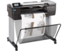 HP DesignJet T830 24-in Multifunction Printer - Right