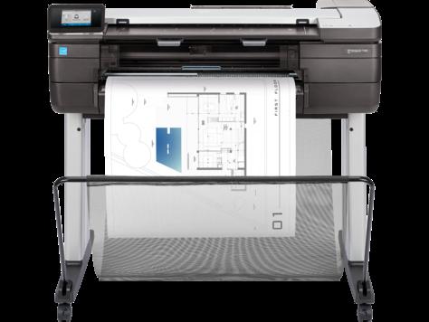 24-calowa drukarka wielofunkcyjna HP DesignJet T830
