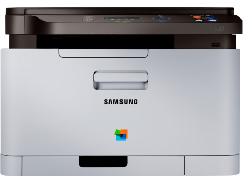 Samsung Xpress SL-C467 - Impresora multifunción serie láser color