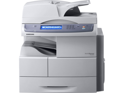Samsung MultiXpress SCX-6545 Laser Multifunction Printer series