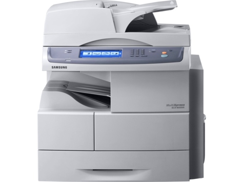 Samsung MultiXpress SCX-6555 Laser Multifunction Printer series