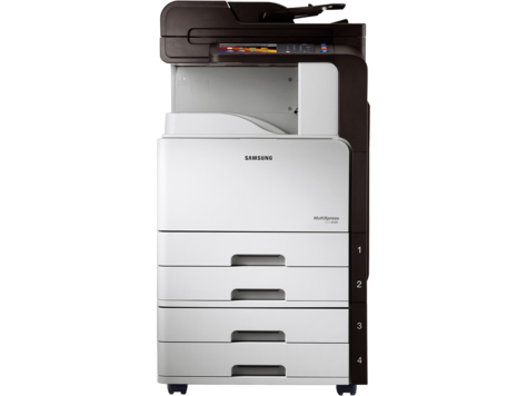 Samsung MultiXpress SCX-8123 Laser Multifunction Printer series
