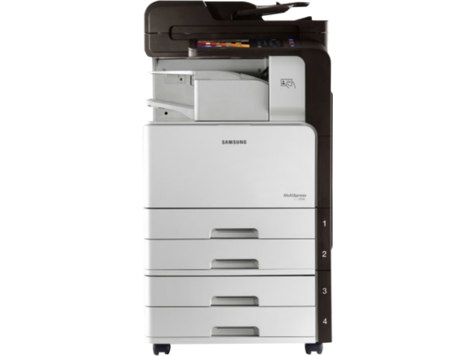Samsung MultiXpress SCX-8128 Laser Multifunction Printer series