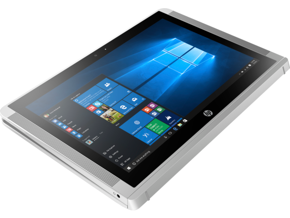 HP x2 210 G2 Detachable PC - Customizable - Top view closed